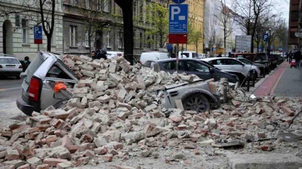 Terremoto: terrore e morte in Croazia