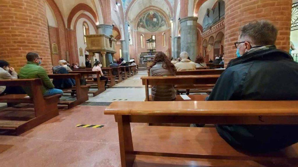 covid chiesa restrizioni