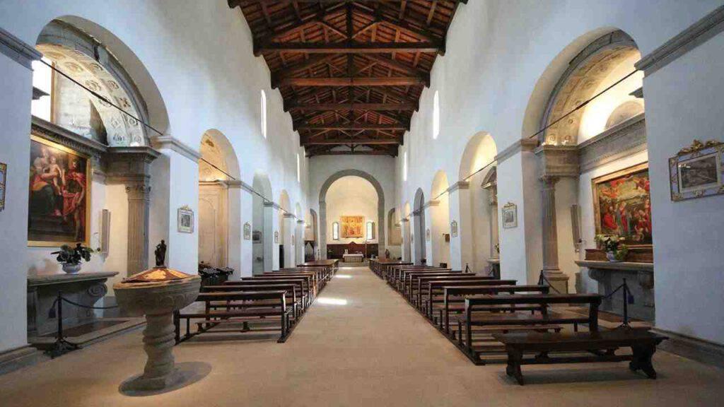 Bagno di Romagna, Basilica di Santa Maria Assunta