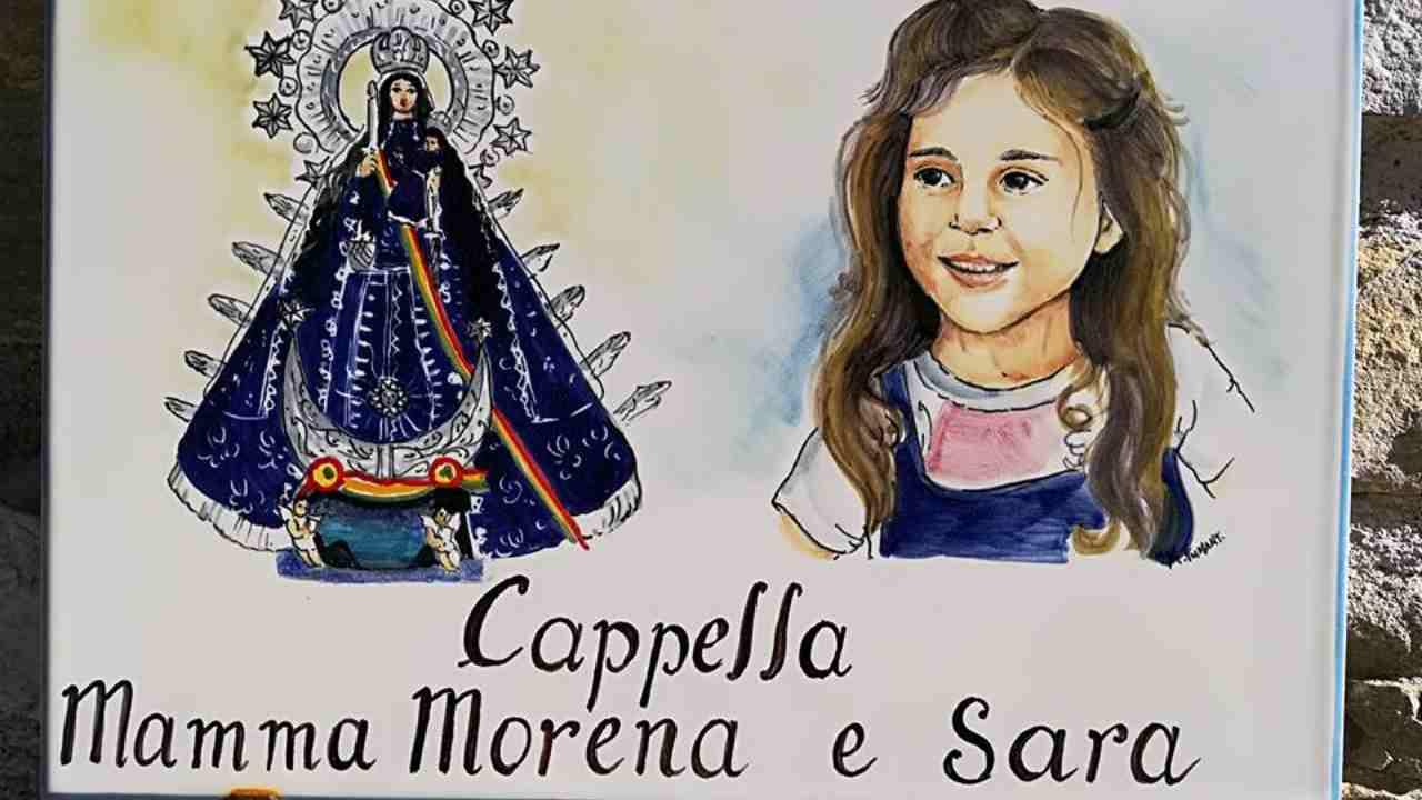 Cappella Mamma Morena e Sara Mariucci