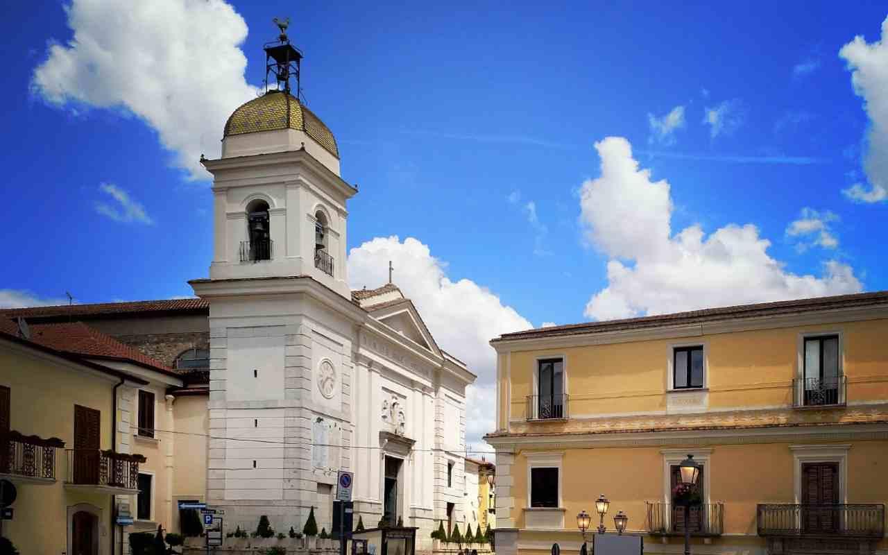Chiesa Santa Maria degli Angeli, Pietrelcina