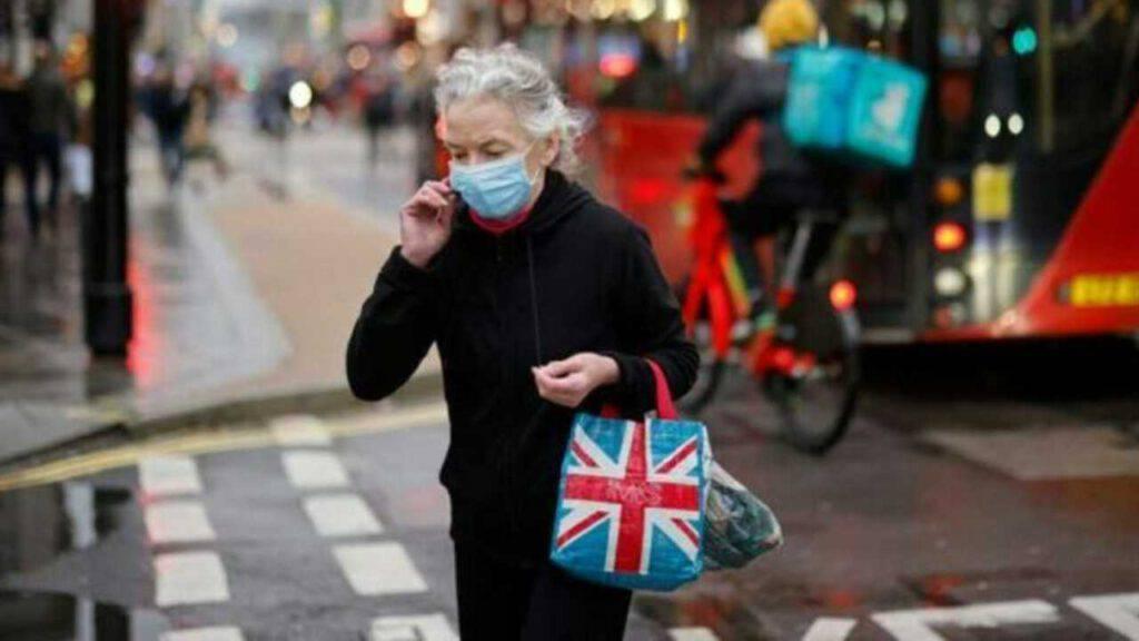 Coronavirus Gran Bretagna.