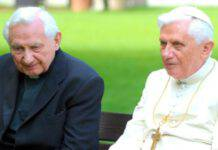 Benedetto XVI ratzinger georg