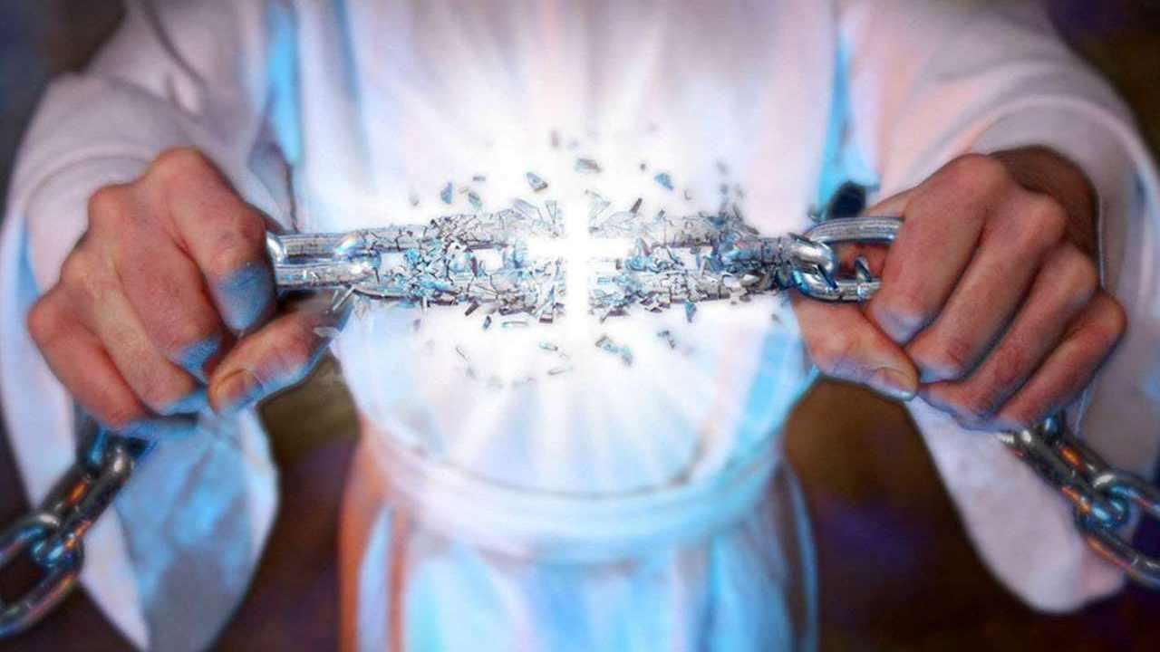 Gesù è venuto a liberarci