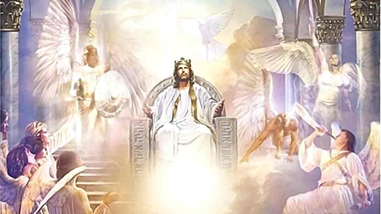 Gesù e gli Angeli