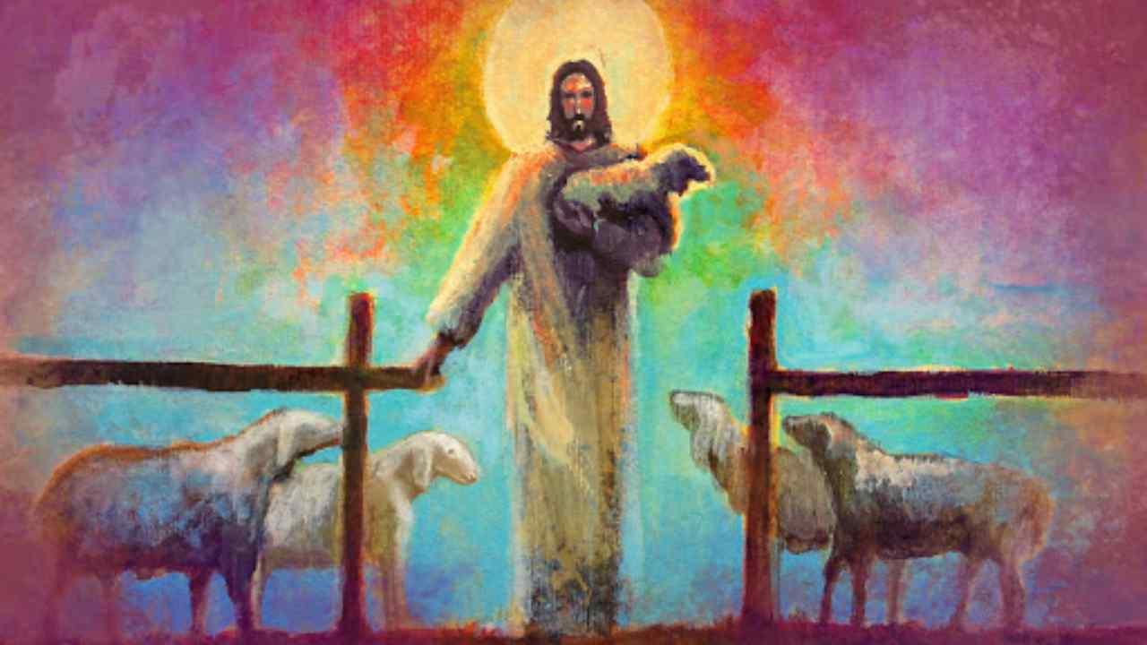 Gesù il nostro pastore, la nostra certezza