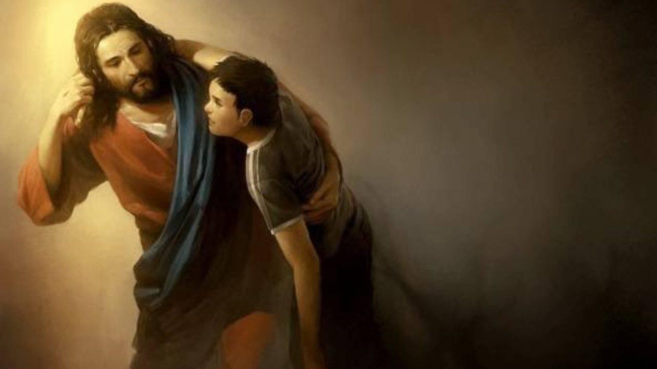 Gesù vera consolazione