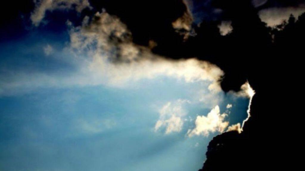 Luce nel buio del covid guarigione miracolosa