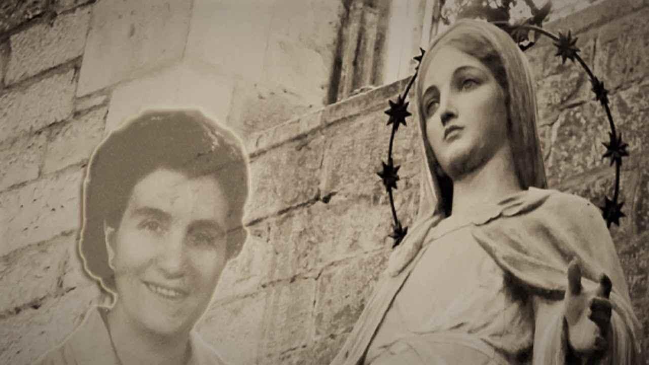 La Madonna e Luigina Sinapi