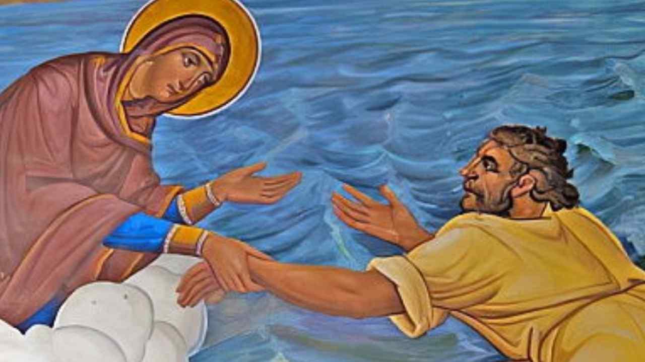 Maria ci salva