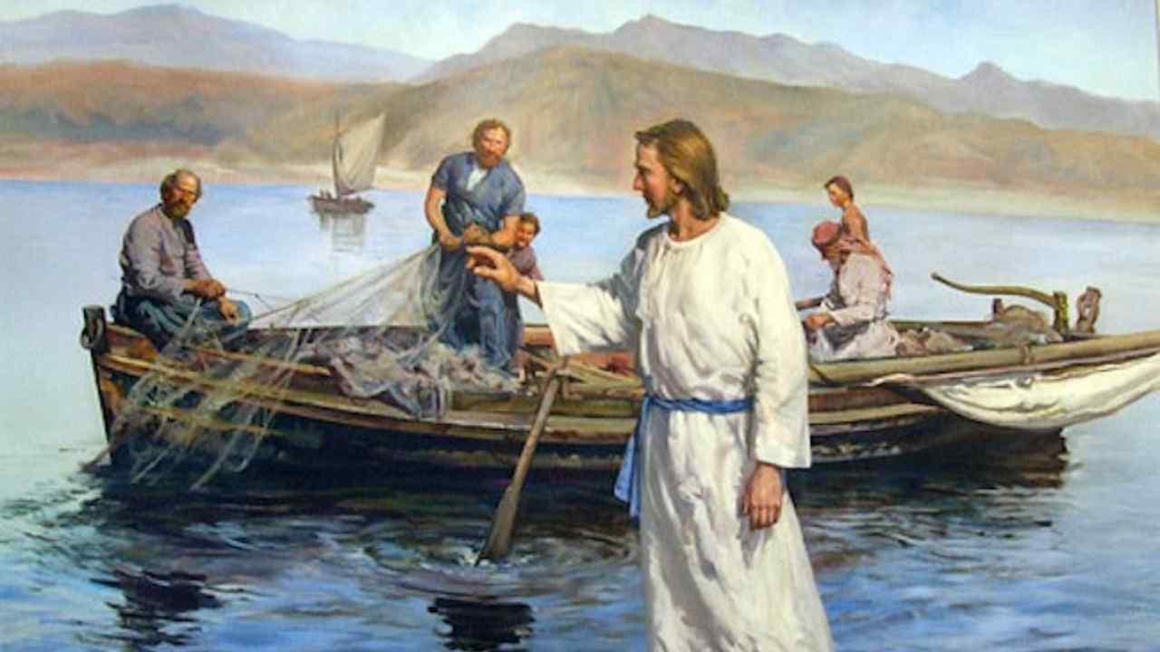 """""""Vi farò pescatori di uomini"""""""