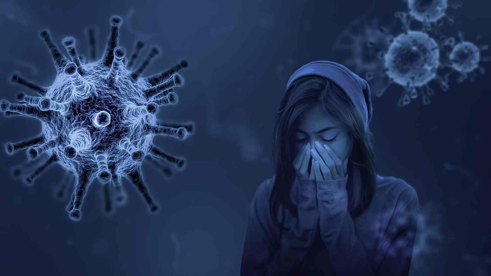 Preghiera pandemia