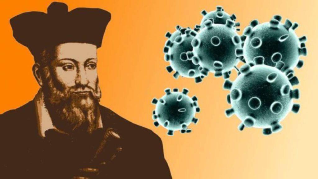 Profezie coronavirus Nostradamus
