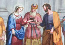 Sposalizio Maria e Giuseppe