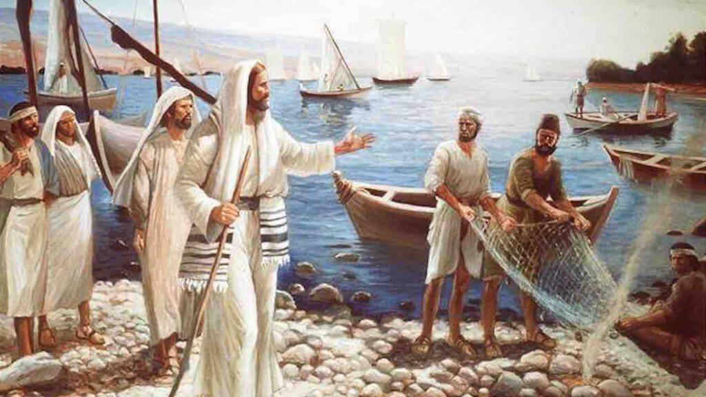 Vangelo Marco 1,14-20 new