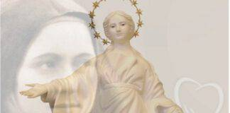 Vergine del Sorriso Santa Teresina preghiera disturbi psichici