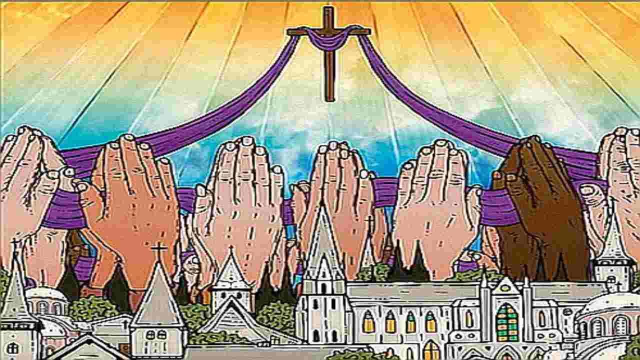 unità dei cristiani
