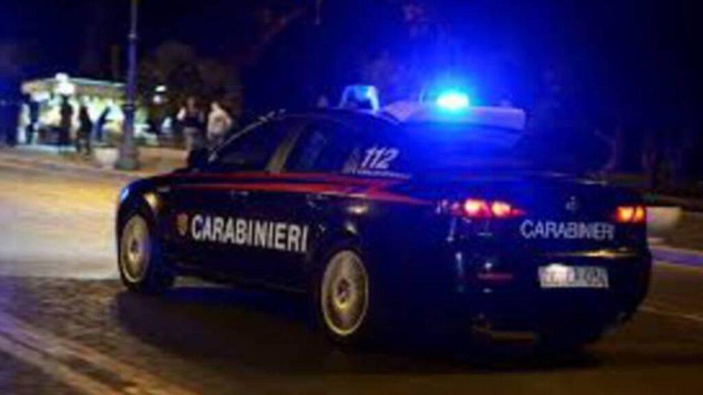 carabinieri inchiesta arresto