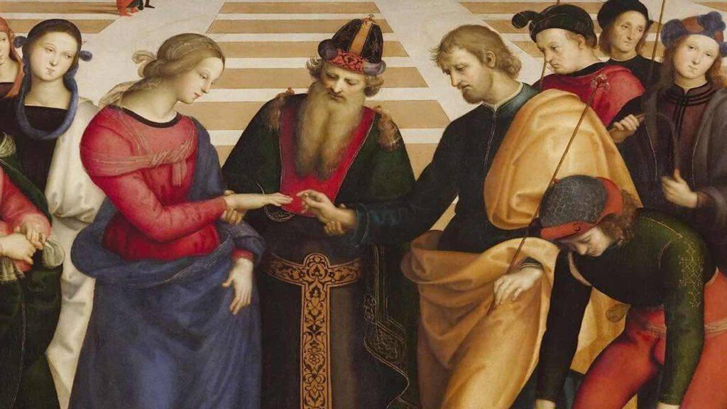 santi Sposi Maria e Giuseppe