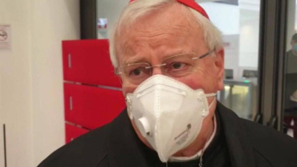 cardinale gualtiero bassetti coronavirus