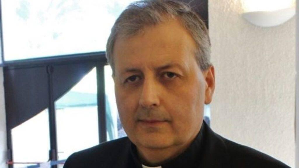 don francesco pesce chiesa monti roma
