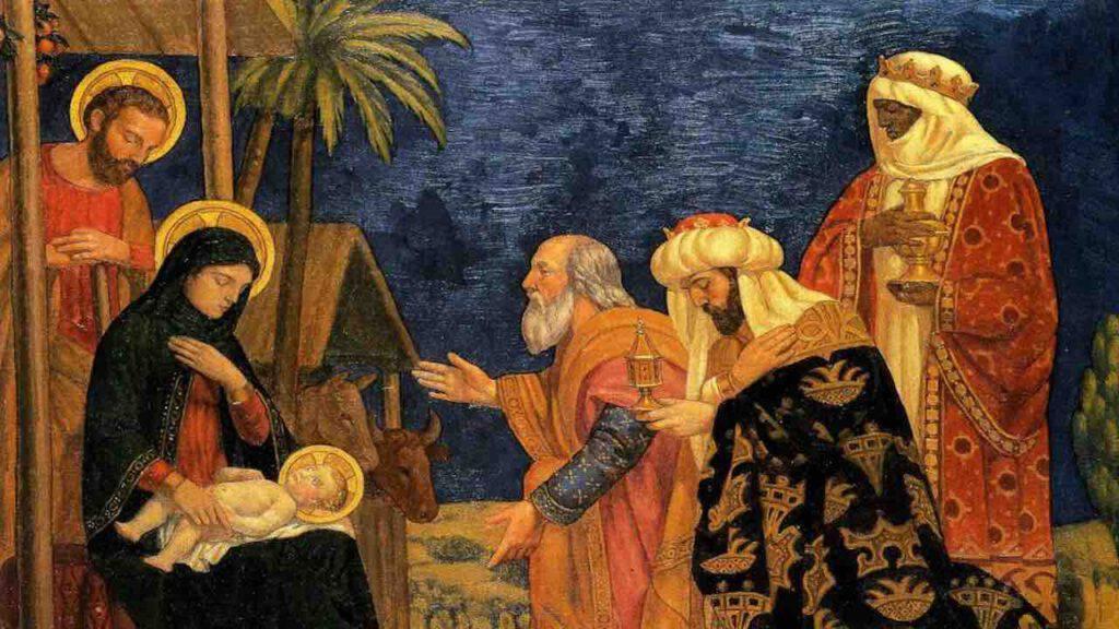 Epifania del Signore ai Re Magi