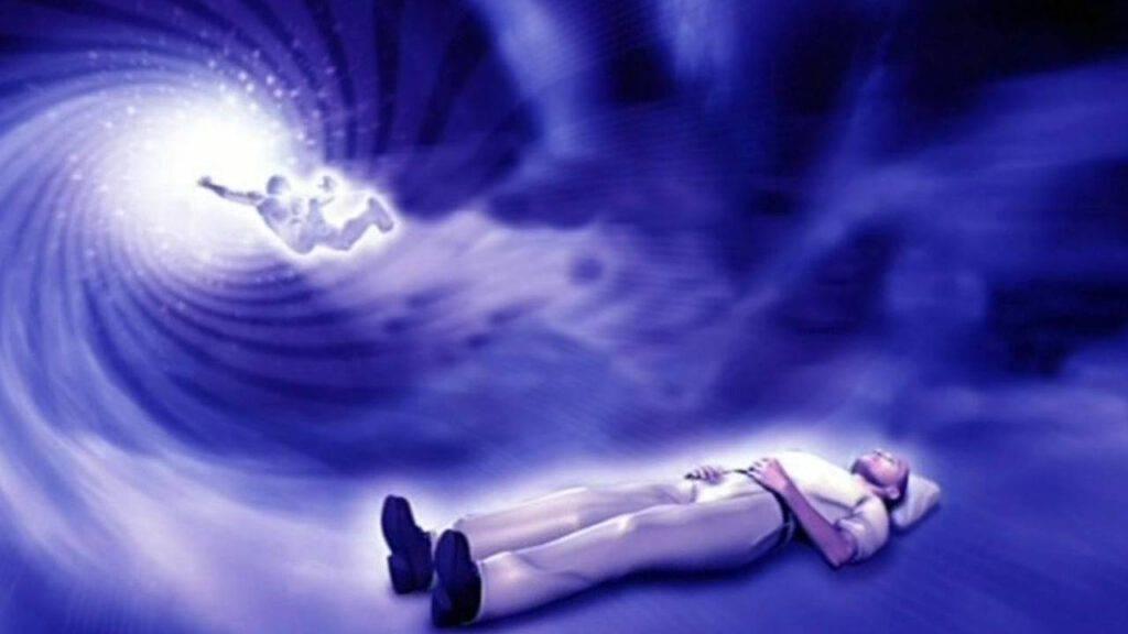 esperienze pre-morte paradiso