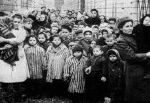 Venti bambine ebree durante la persecuzione