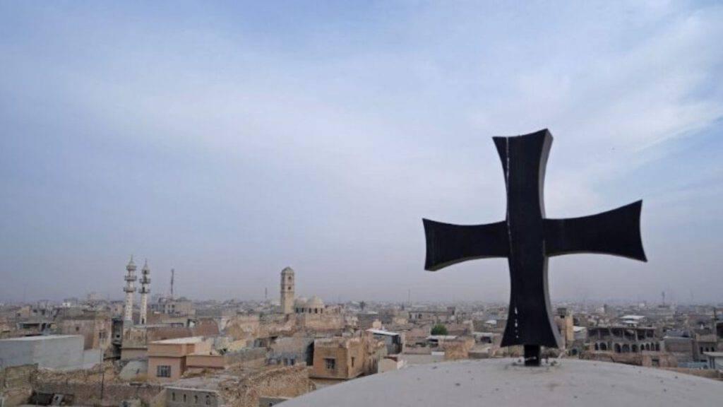 iraq croce