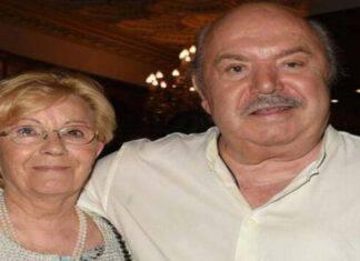 Lino Banfi e la moglie Lucia