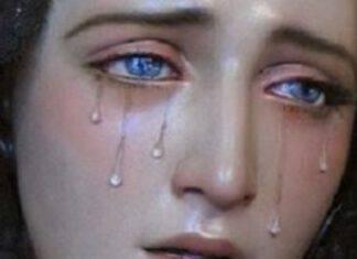 la madonna che piange