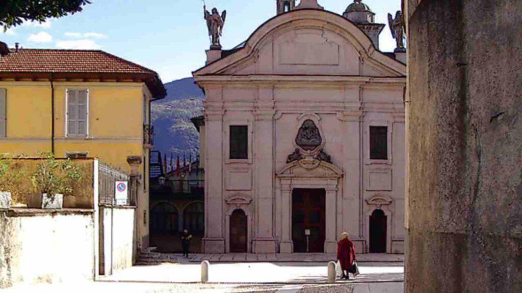 santuario madonna canobbio