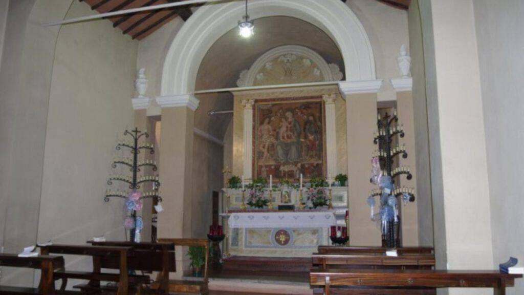 santuario madonna grondici