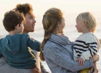 Famiglia: madre, padre e figli