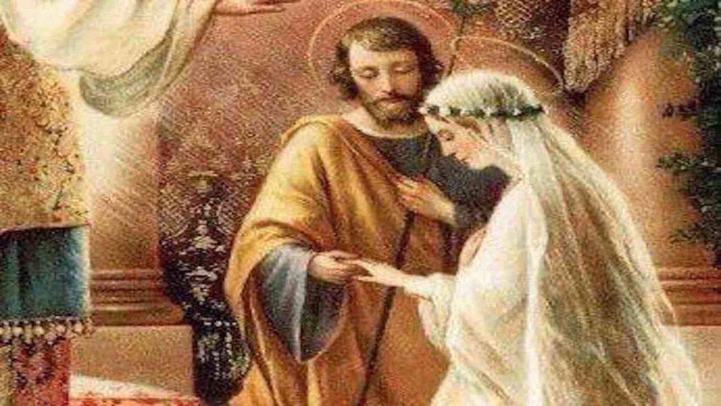 Santi Sposi, Maria e Giuseppe