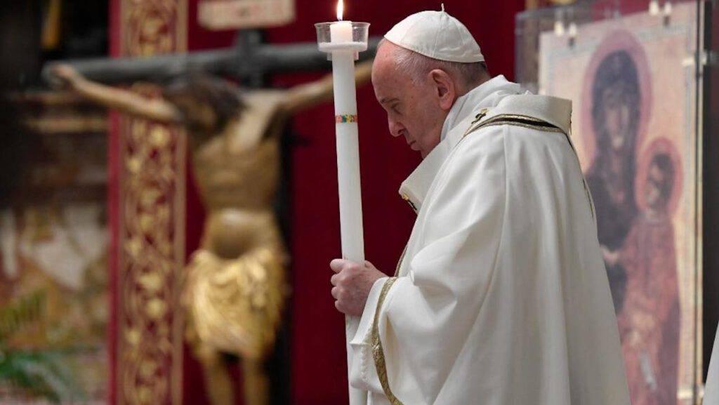 Papa Francesco Coricifsso Miracoloso