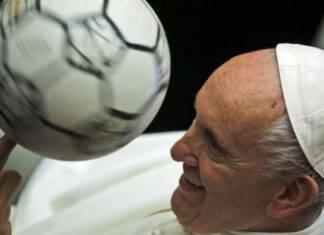 papa sport calcio