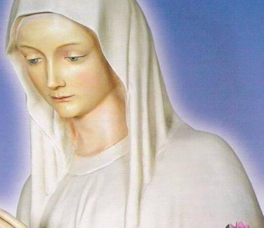 Vergine dei Poveri di Banneux