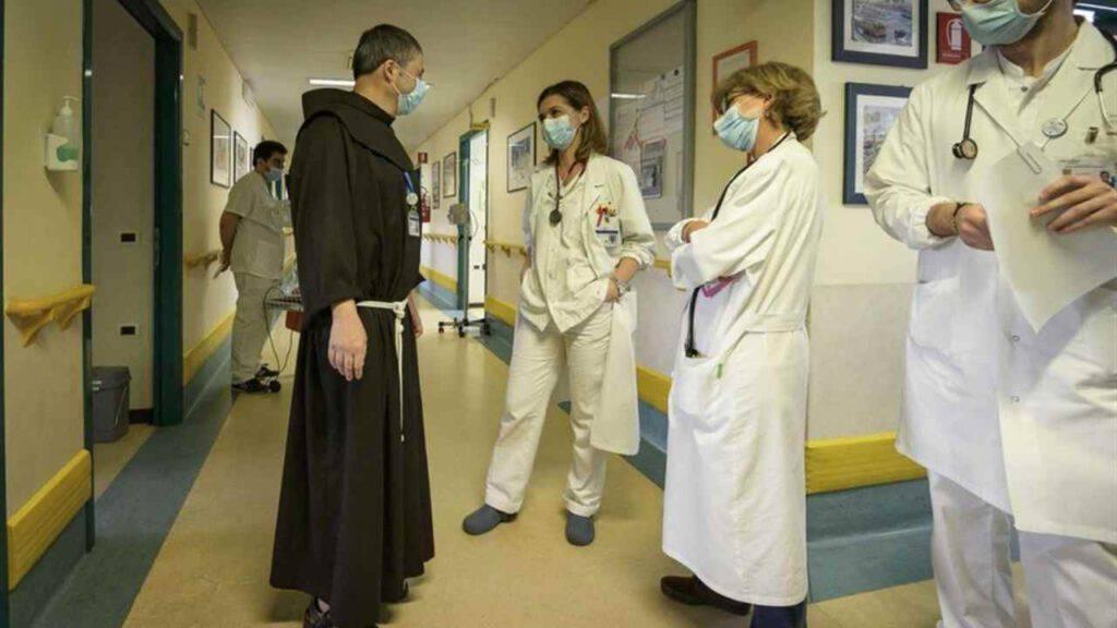 preghiera cappellani ospedali covid