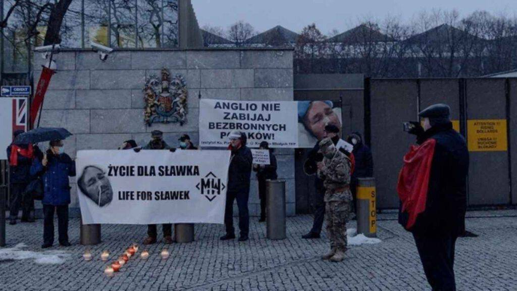 eutanasia proteste polonia per inghilterra