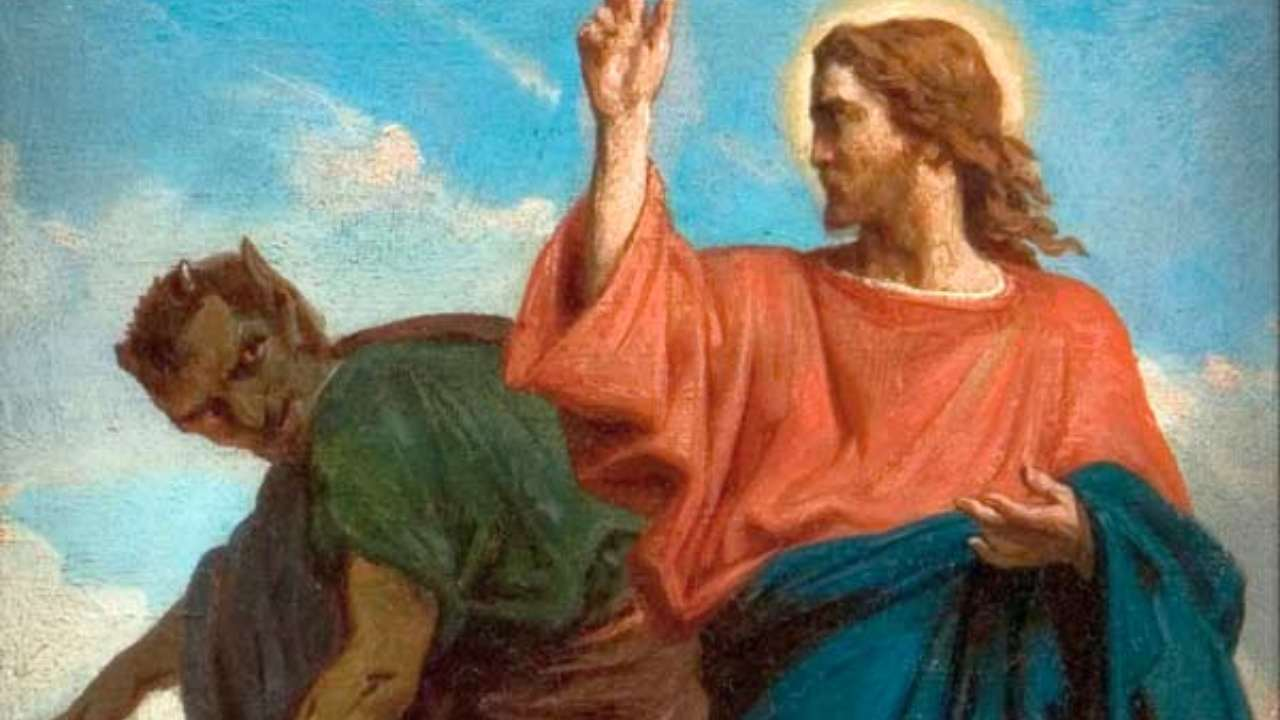 Gesù e l'anticristo