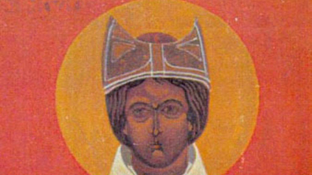 San Sigfrido di Vaxjo
