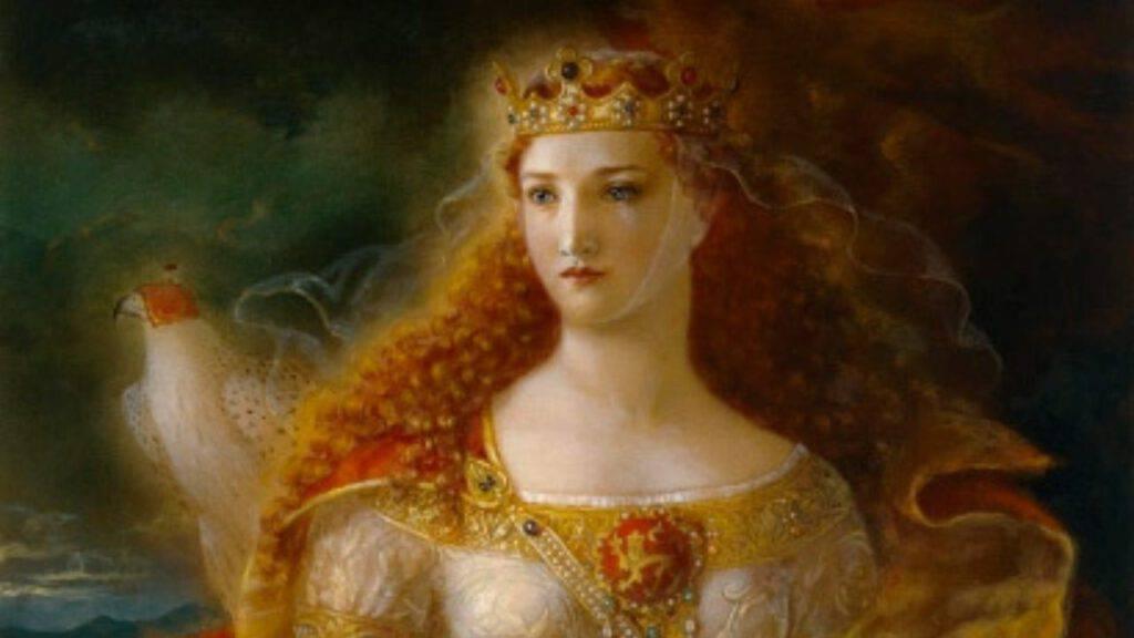 Santa Eleonora d'Inghilterra