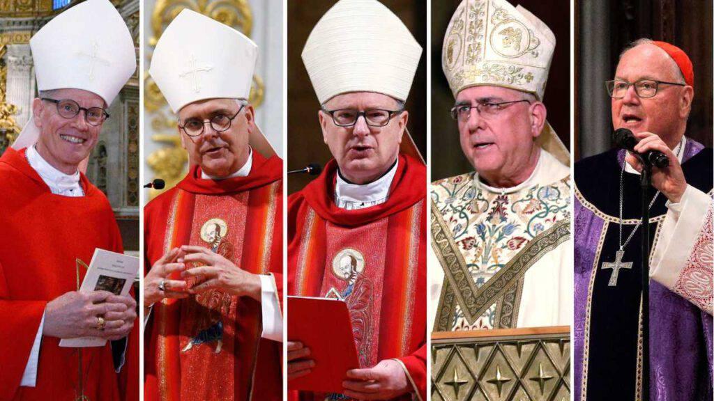 vescovi usa contro biden