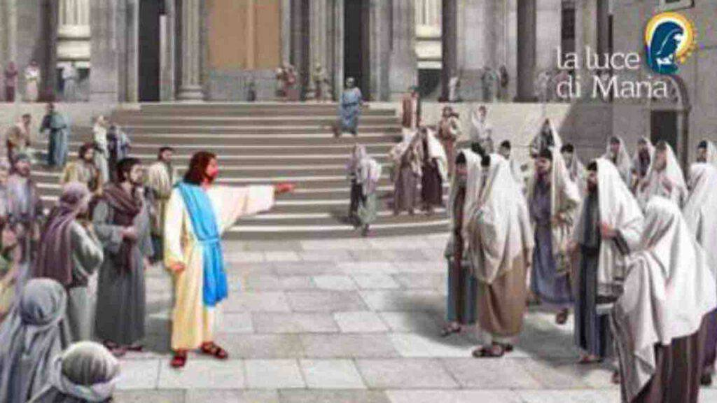 Vangelo Gesù Farisei