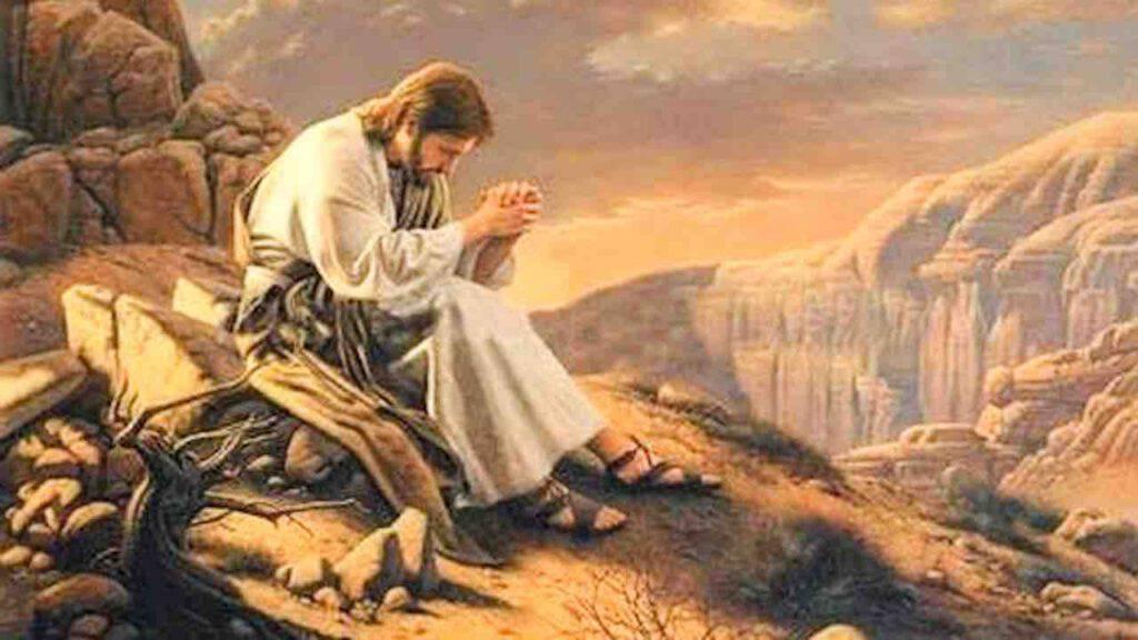 Vangelo - Gesu deserto