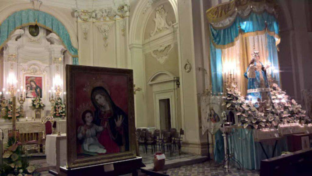 santuario mater domini mesagne