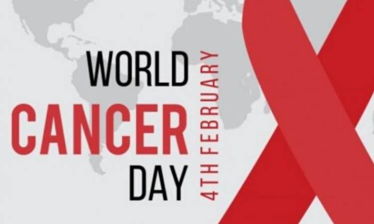 manifesto giornata mondiale contro il cancro