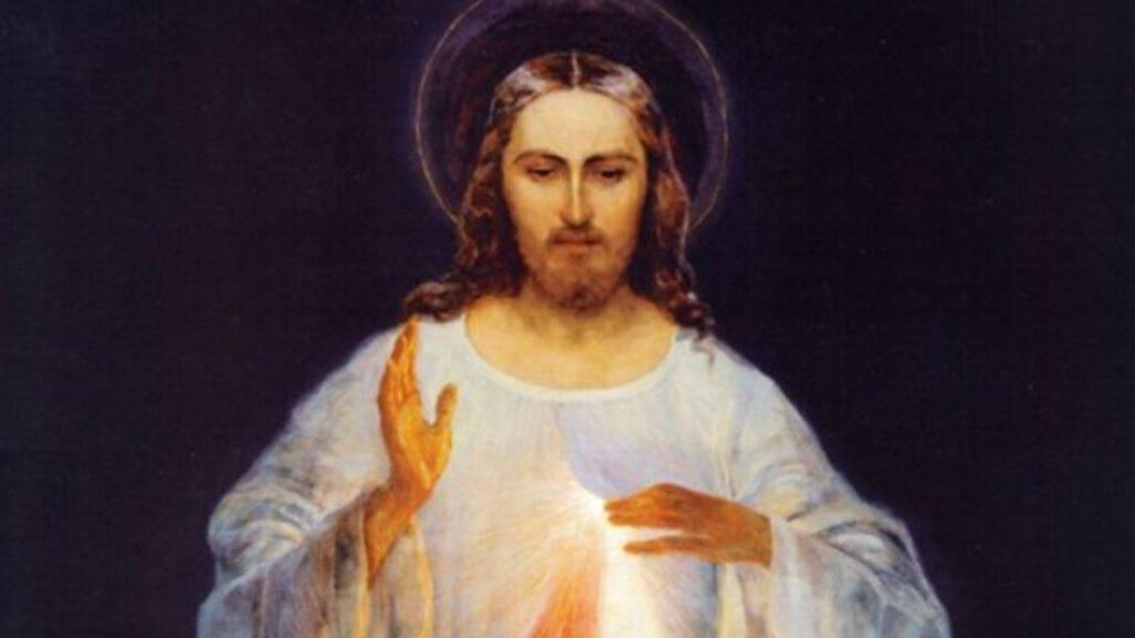 Gesù misericordioso Suor Faustina Kowalska