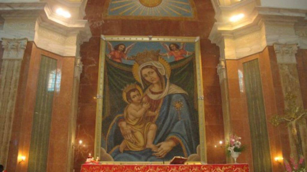 Madonna del Porto di Gimigliano